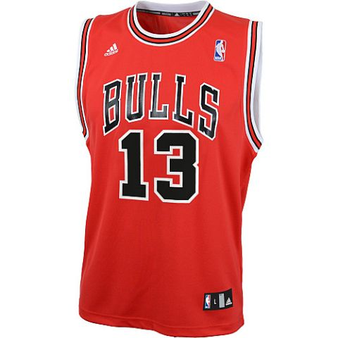 Picture of Chicago Bulls Jersey
